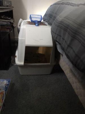cat litter box for Sale in Richmond, VA