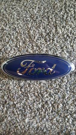 2004-2008 Ford F150 Rear Tailgate Emblem OEM for sale  Broken Arrow, OK