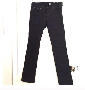 Jcrew matchstick black jeans size 28 for Sale in Nashville, TN