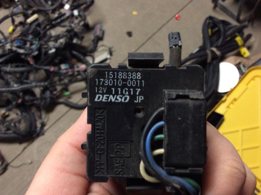 GM air temp sensor