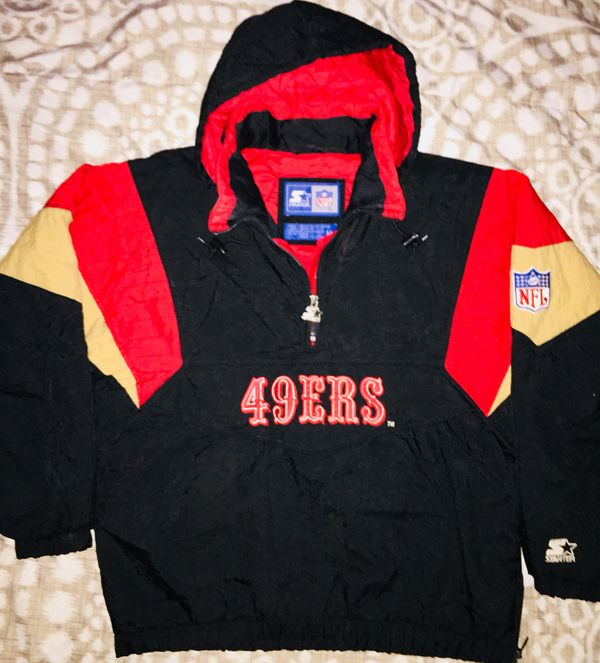 9097ca35 49ers starter jacket for Sale in Madera, CA - OfferUp