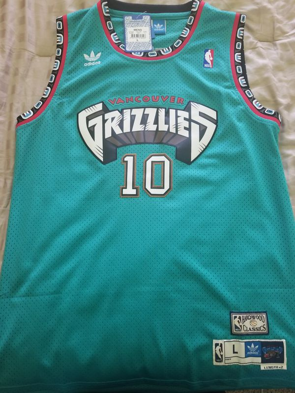 6f441d830a7 Mike Bibby Vancouver Grizzlies Jersey for Sale in Suisun City, CA ...