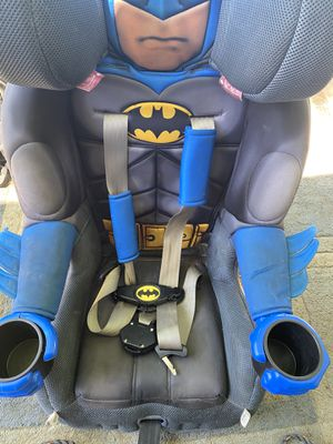 Photo Batman car seat