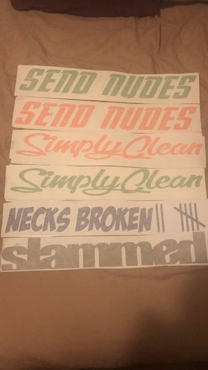 Banners $15 each for Sale in Orlando, FL
