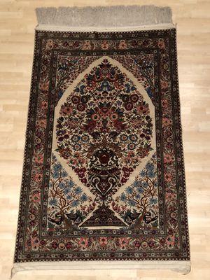 Persian Rug (Qom) for Sale in Sterling, VA