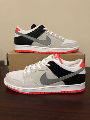 Photo Nike SB Dunk Low Pro Infrared Size 12