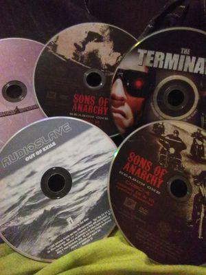 DVD's 5 random for Sale in Salt Lake City, UT
