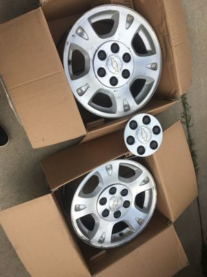 Chevy wheels and for fusion wheel for Sale in Sterling, VA