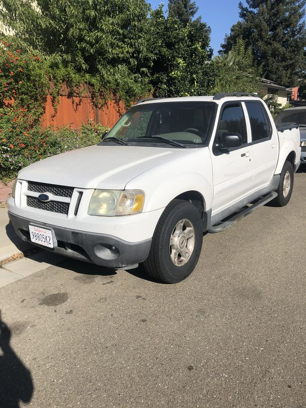 2004 clean title ford explorer sport trac xlt for sale in tracy ca offerup. Black Bedroom Furniture Sets. Home Design Ideas