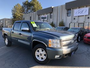 2007 Chevy Silverado z71 for Sale in Salt Lake City, UT