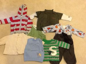 Baby clothes (boys, 6-9 months). $3 per item for Sale in Rockville, MD