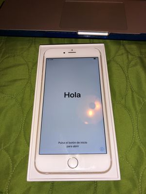 I phone 6 plus for parts , Works but has touch issues for Sale in Stafford, TX