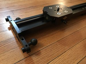 Cinevate Atlas 10 slider - includes optional legs and bag for Sale in Denver, CO