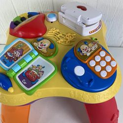 Learning Table  Fisher Price Thumbnail