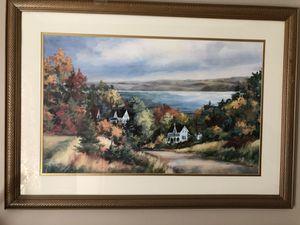 Oil painting Seneca Lake 38x26 for Sale in Fairfax, VA