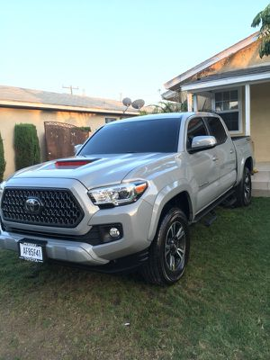 New and Used Toyota tacoma for Sale in Huntington Park, CA