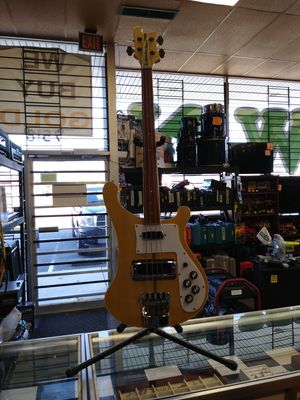 Brickenbacker U.S. Bass Guitar 4001 for Sale in Alexandria, VA