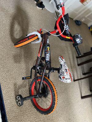 Photo Hot Wheels Bike (can bundle with helmet)