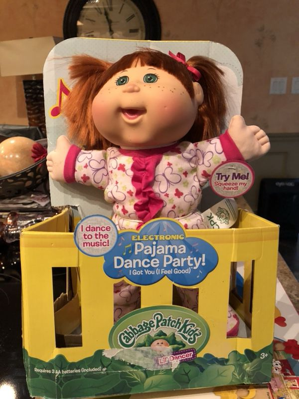 Cabbage Patch Kids Pajama Dance Party For In Lexington Ky Offerup