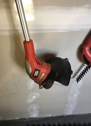 Black and Decker 20v trimmer for Sale in Lakewood, WA