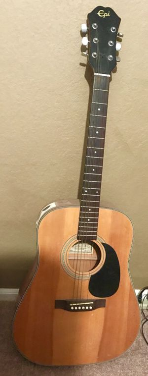 Epi Acoustic Guitar 🎸 Model No. 0-10 ($150) for Sale in Orlando, FL