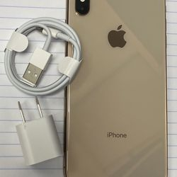 Factory unlocked iPhone XS Max 64 gb sold with warranty Thumbnail