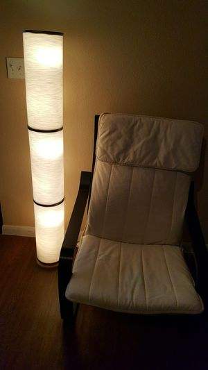 Ikea Vidja Floor Lamp With 6 Led Bulbs White 54 For Sale In