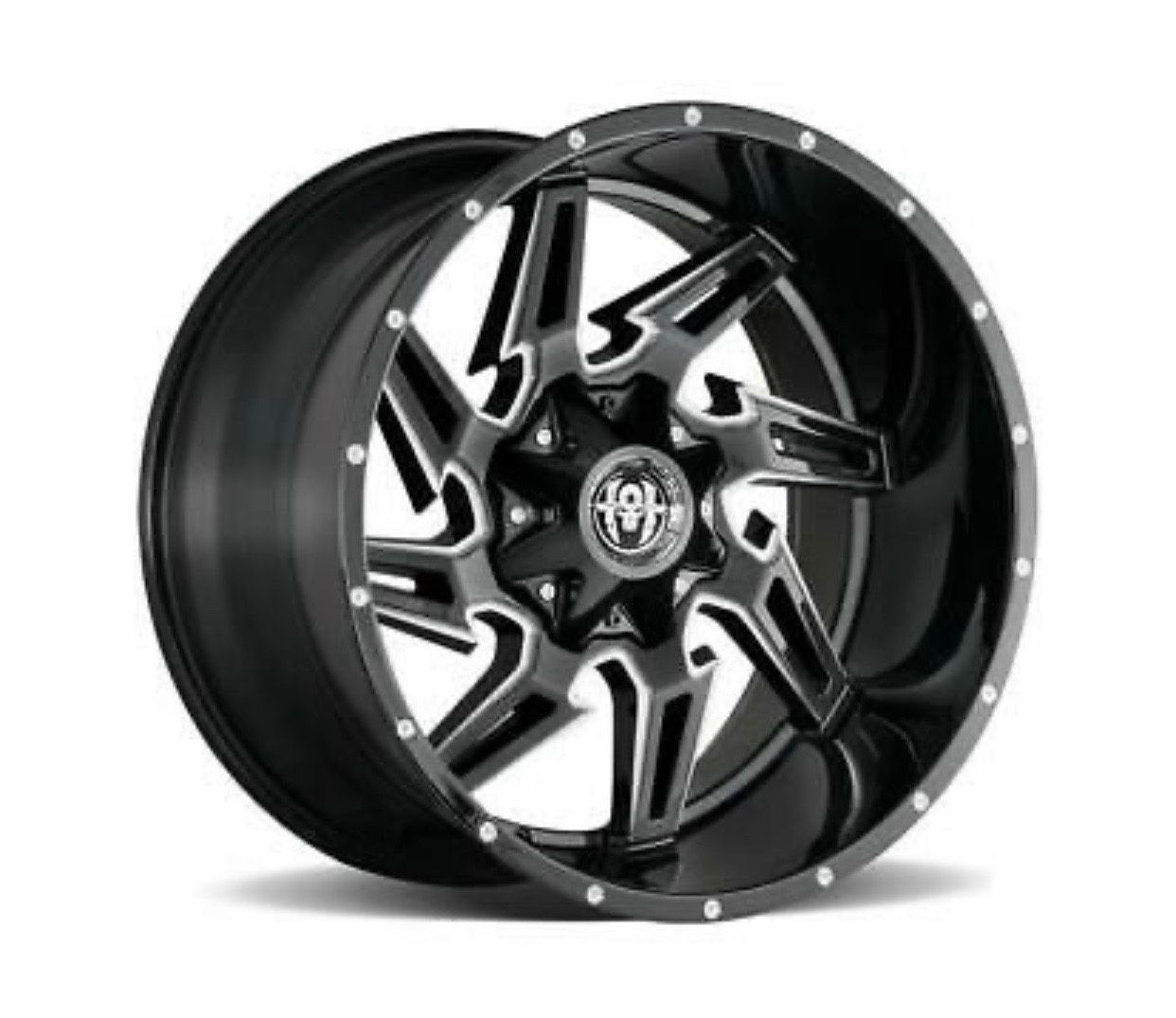 Mud tires 33x12.50 and 35x12.50 and more we finance no credit needed