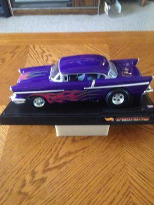 Photo Hot Wheels 1957 Chevy Hot Rod