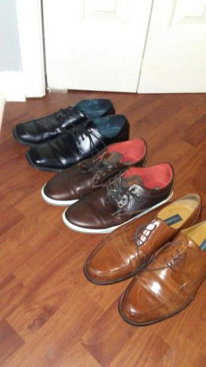 Mens dress shoes size 10.5/11 for Sale in Cary, NC