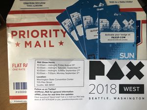 Pax West 2018 Sunday Bages for Sale in Seattle, WA
