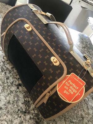 Dog tote new with tag for Sale in Ijamsville, MD