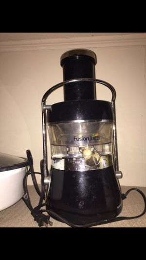 Fusion Juicer fruit juicer for Sale in Randleman, NC