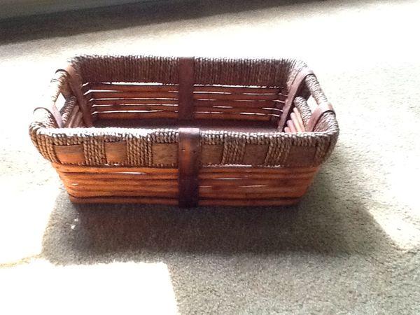 Pier One Basket For Sale In Williston Fl Offerup
