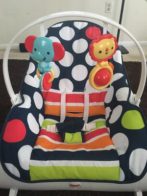 Fisher-Price Infant to Toddler Rocker for Sale in Fairfax, VA