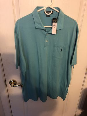 Brand new men's Polo Ralph Lauren classic blue for Sale in Alexandria, VA