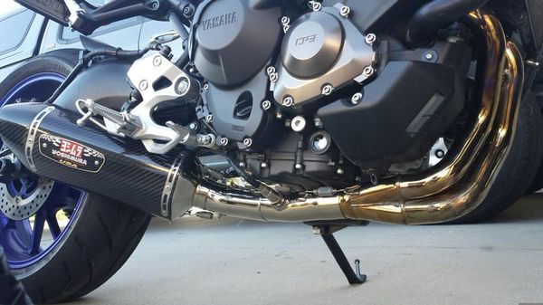 FZ-09 and FZ-07 Yoshimura full exhaust system  for Sale in Miami, FL -  OfferUp