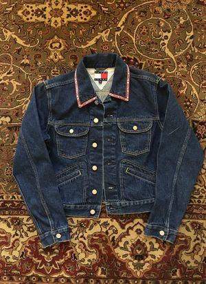 46bfe83a New and Used Tommy hilfiger jacket for Sale in Fountain Valley, CA ...