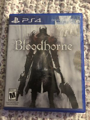 Bloodborne for Sale in Rockville, MD