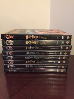 Harry Potter DVD collection for Sale in Fairfax, VA