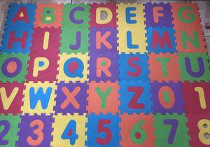 ABC Foam Floor Tiles for Sale in Casselberry, FL