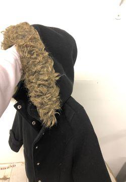 Size 6 Girls Black Jacket Thumbnail