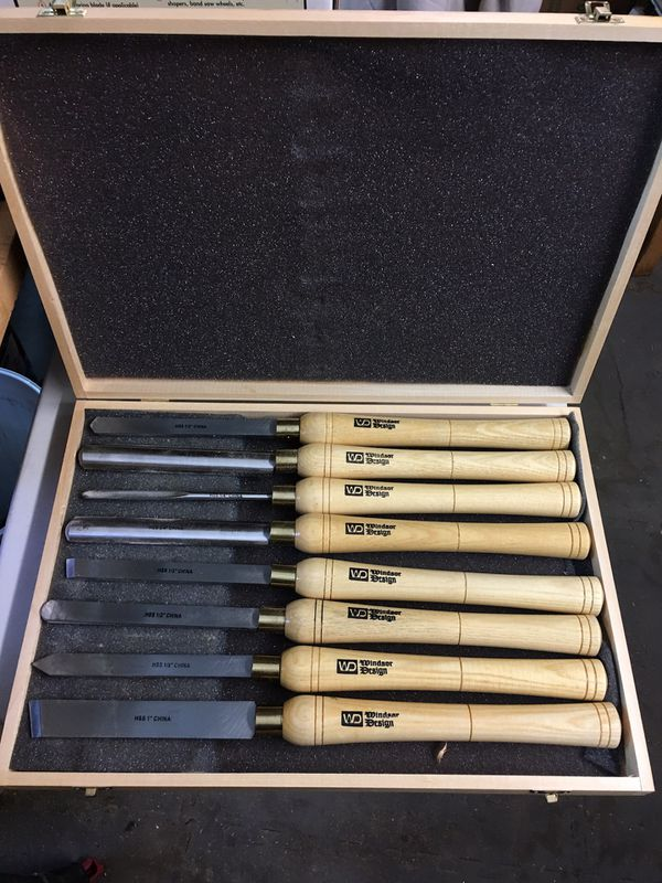 Wood Chisel Set Windsor Design Wood Chisel Set For Wood Turning For Sale In Whitman Ma Offerup