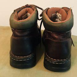 Ladies CAROLINA Steel Toe Lace-up Boots Thumbnail