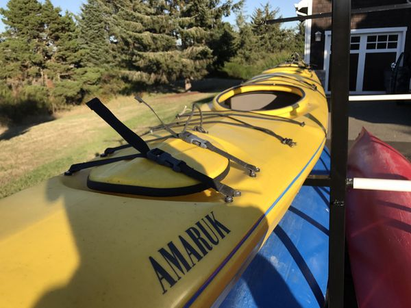 Amaruk by Necky Kayak for Sale in Warrenton, OR - OfferUp