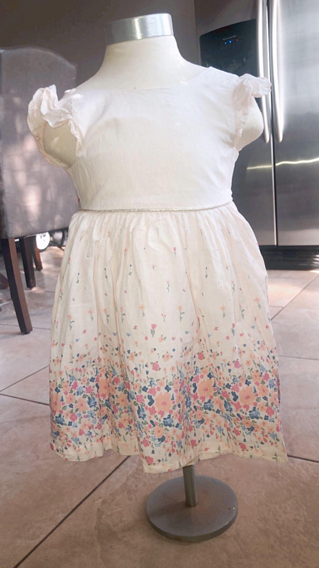 Toddler girl oshkosh dress 2t