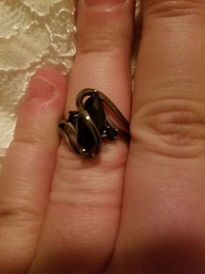 Black Gold Ring. Size 9.5 for Sale in Philadelphia, PA