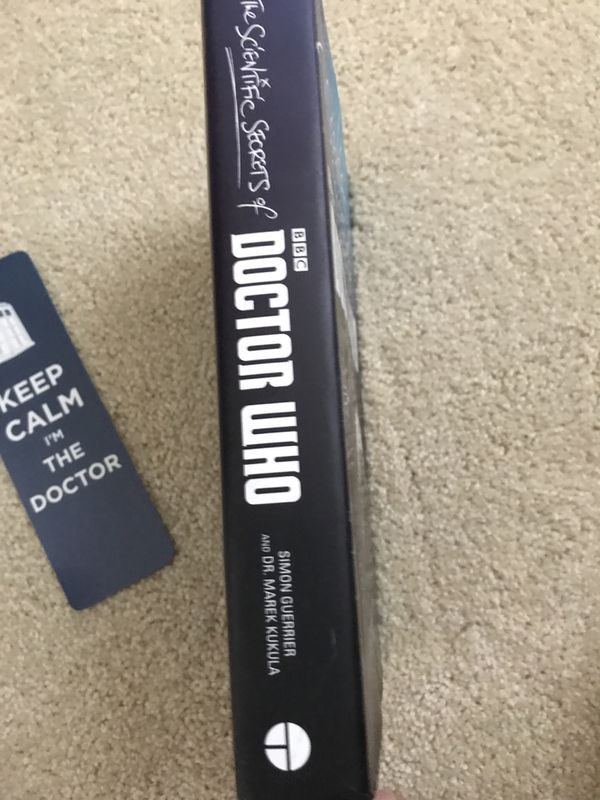 Doctor Who The Scientific Secrets Of Books Magazines In Virginia Beach Va Offerup