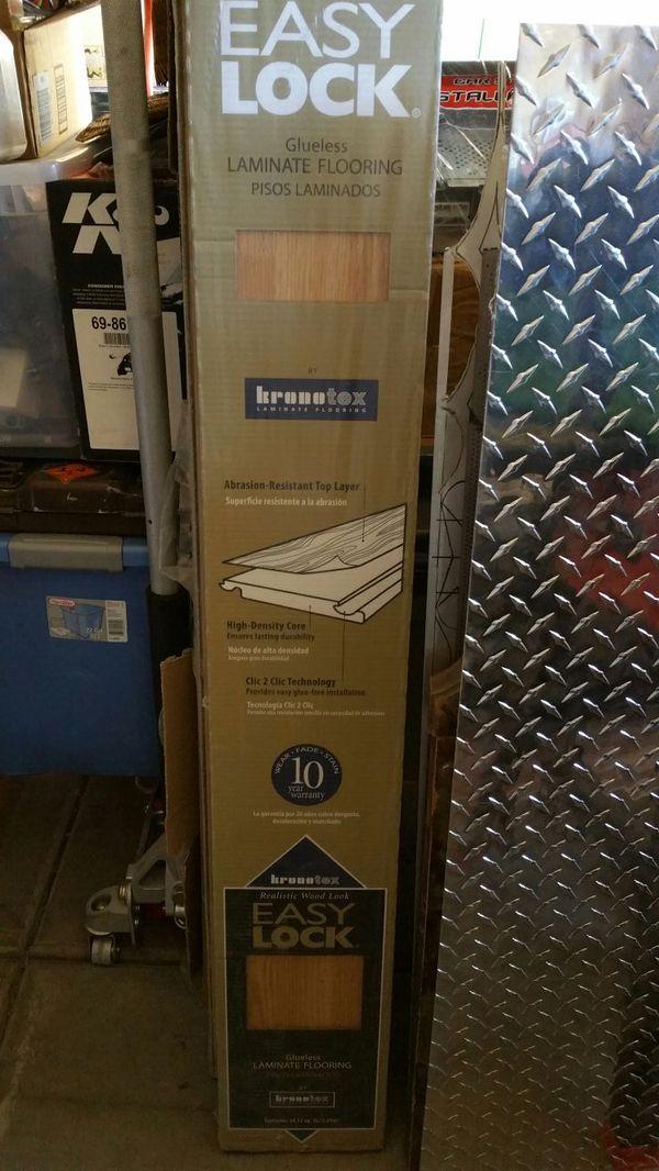 Easy Lock Glueless Wood Laminate Flooring For Sale In Kingman Az
