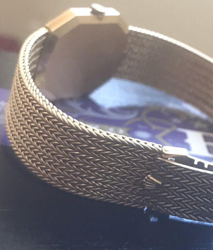 Rolex Cellini Solid 18k diamond studded